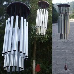 Amazing  27 Tubes Windchime Chapel Bells Wind Chimes Door Ha