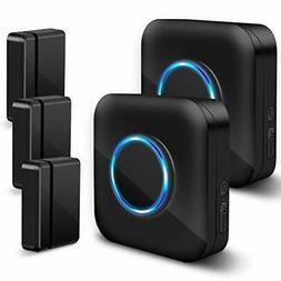 Door Chime Wireless Door Sensor - BISTEE Alarm Contact