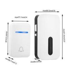 Home Smart Wireless Door Bell Doorbell 45 Chimes Security Al