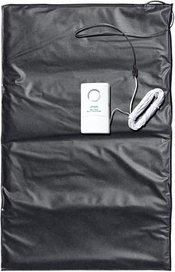 Ideal Security Solo Pressure Mat Alarm, With Loud Buzz And P