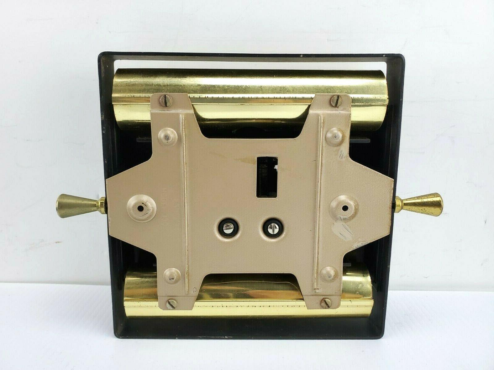 1960s RARE VINTAGE 330 DOOR CHIME BELL MID-CENTURY
