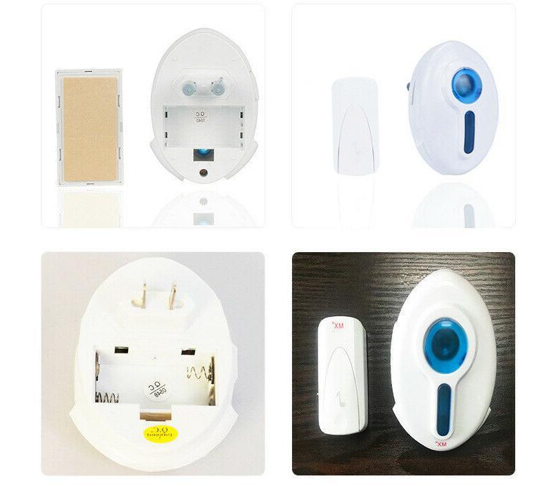 36 Wireless Doorbell Remote Receiver Door