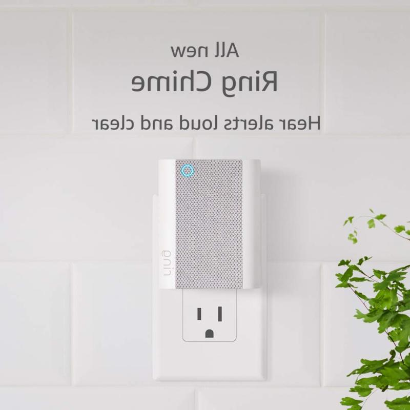 Extend Wireless Ring Chime Wifi Smart For Indoor Compatible
