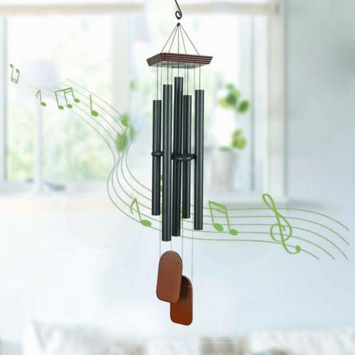 Large Tone Chapel Wind Chimes Outdoor Garden Decor