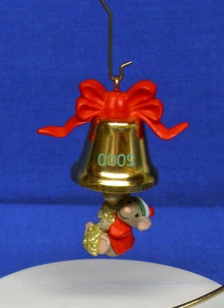 Hallmark Miniature Ornament A Chimes 2000 NIB