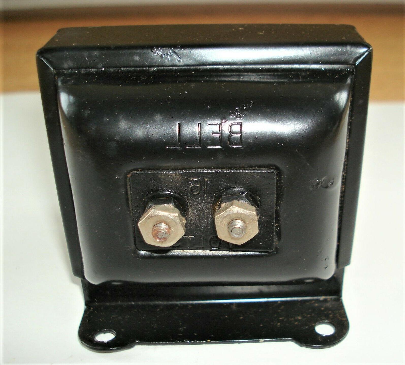 Vintage Chime Transformer