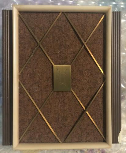 vintage doorbell door bell chime model 366