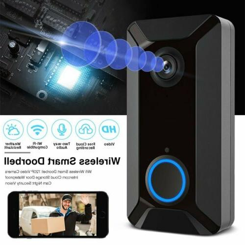 Wireless Wifi Loudly HD Video Camera Ring Vision