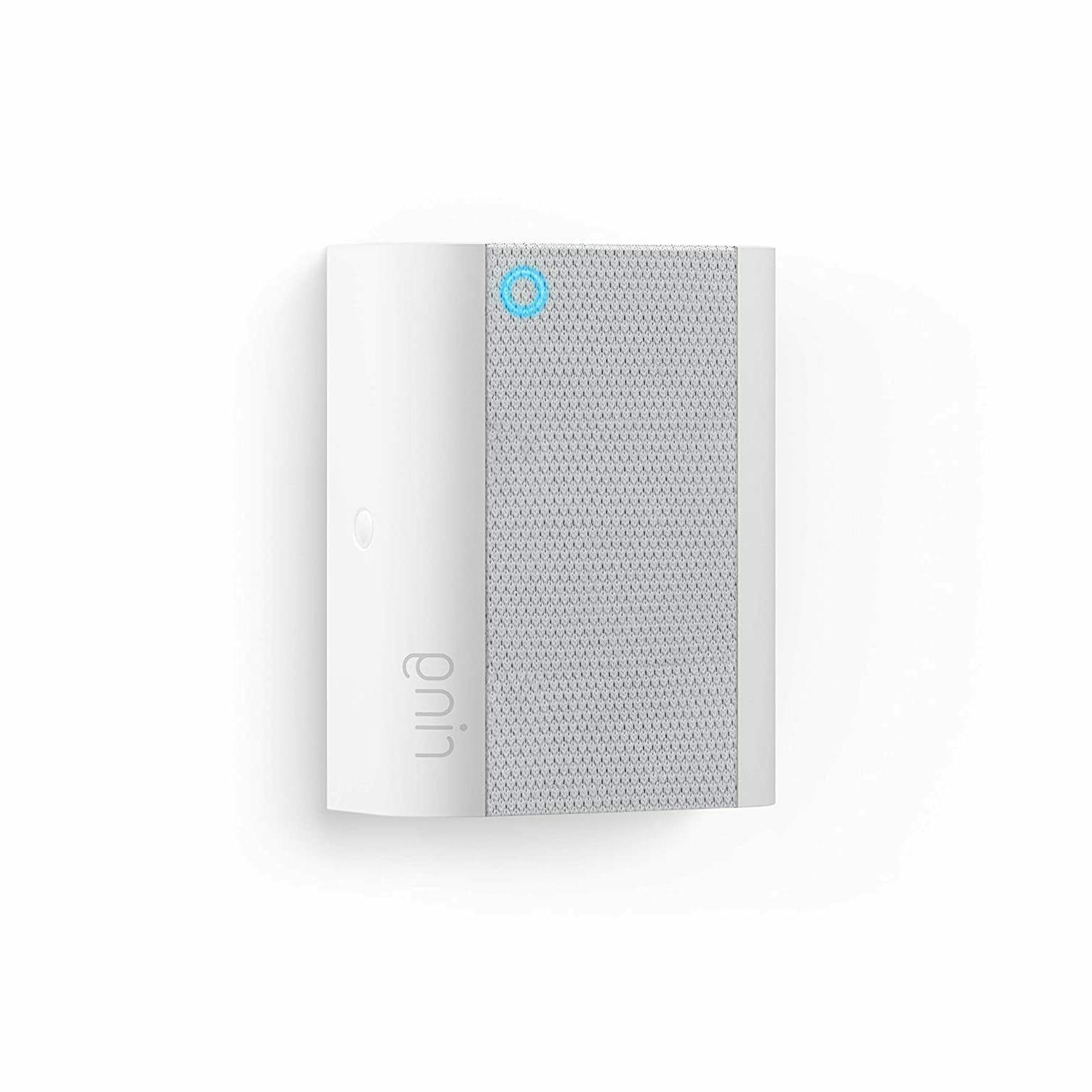 All New Chime Connects to your Compatible Ring Doorbells and