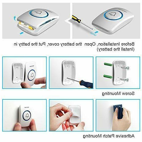 Kit LED 1 Receiver Button