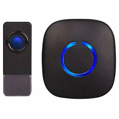 Wireless Doorbell – Waterproof Chimes 1000-Foot Range