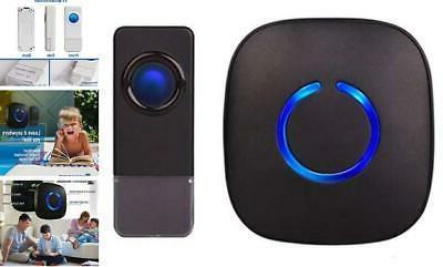 wireless doorbell by waterproof door bells