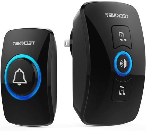 wireless doorbell waterproof wireless door bell chime