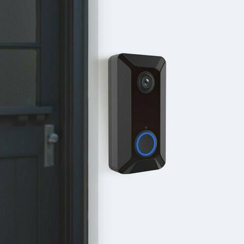 Wireless Wifi Doorbell Loudly Camera Ring Vision