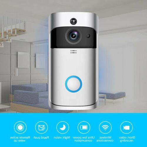 Wireless WiFi Doorbells Two-Way Phone Ring