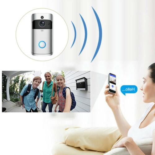 Wireless Two-Way Smart Ring