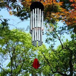 Large 27 Tubes Windchime Chapel Bells Wind Chimes Outdoor Ga