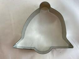 Large Metal Cookie Cutter   CHIMES SCHOOL BELL