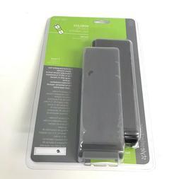 NEW Wireless Doorbell - 3 Chimes - Black / Gray - Home - Cor