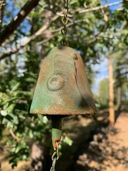 Paolo Soleri Arcosanti Cosanti Cast Bronze Bell Wind Chime