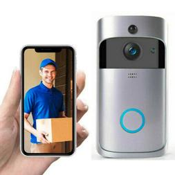 Ring Video Doorbell Camera Wireless WiFi Security Phone Bell