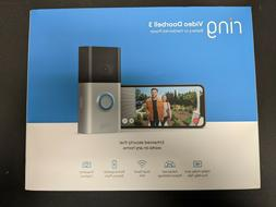 Ring Video Doorbell 3 1080p HD 2-way Talk Alexa Security Cam