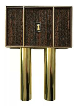 Vintage MCM Emerson-Rittenhouse Door Chime Double Chime Bell