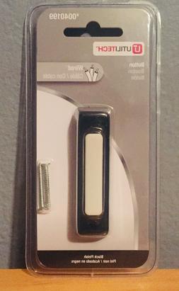 Utilitech Wired Door Bell 0040199 Door Button Brand New