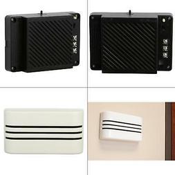 Heath Zenith Wired Door Chime Door Bell Zone-Specific Sounds