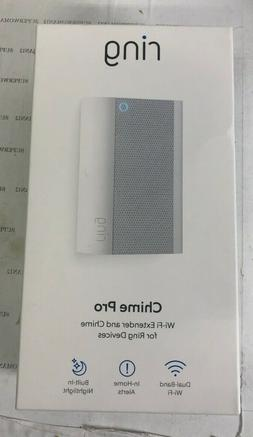 Wireless Ring Chime Pro Extend Wifi Smart For Indoor Compati
