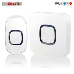 5 Core Wireless Doorbell Waterproof 700 Feet 58 Chimes Door