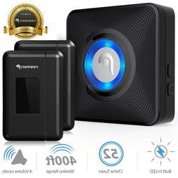 Wireless Window/Door Open Entry Security Alarm Doorbell 52 C